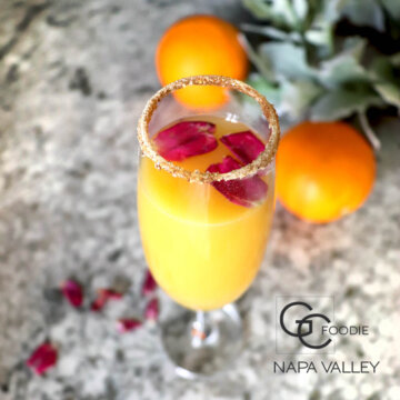 Gabrielle's Elevated Mimosa