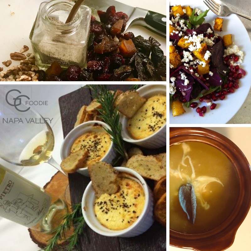 Wine Country Foodie November 2018